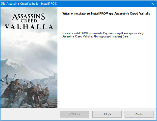 Assassin's Creed Valhalla Instalator