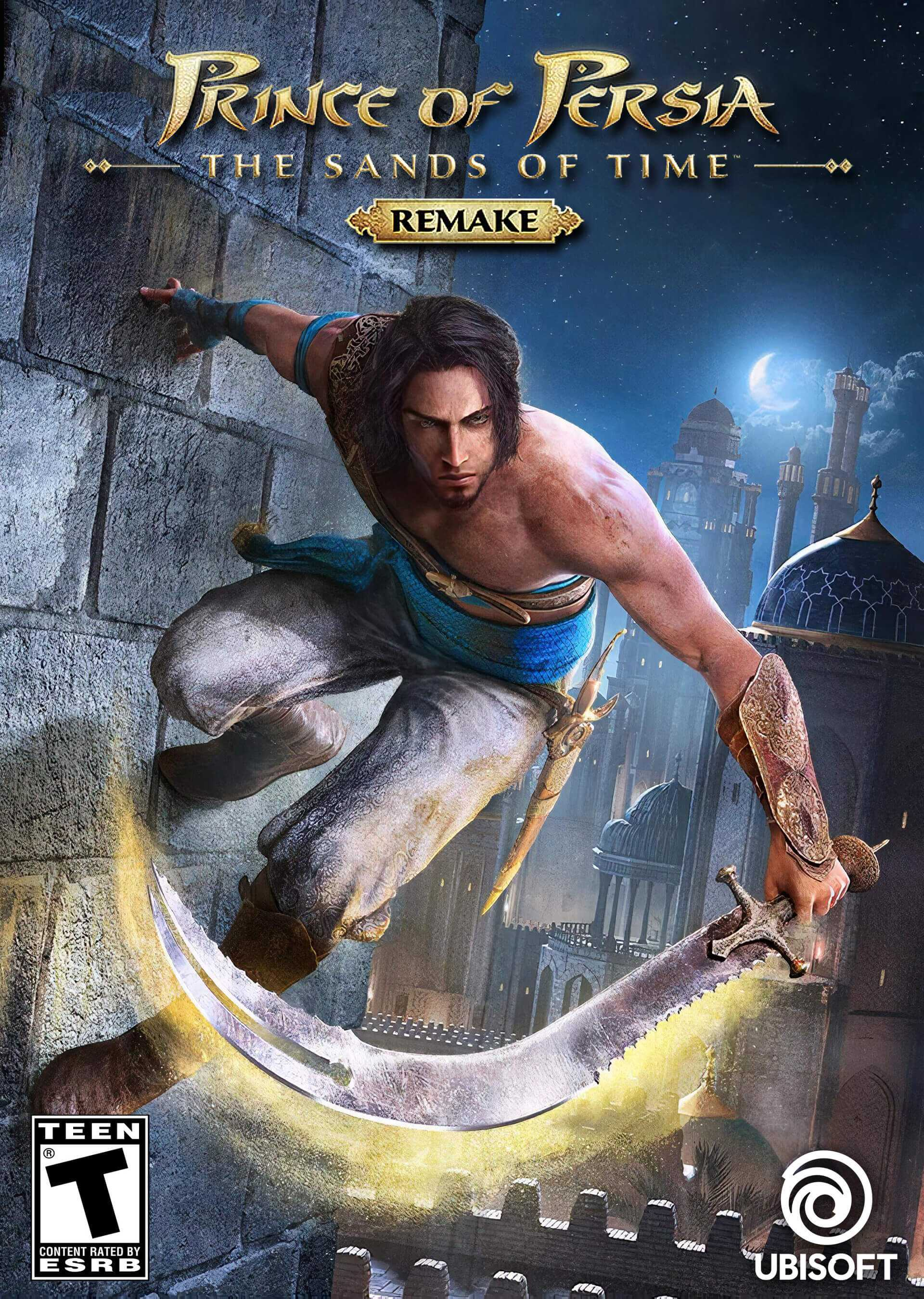 Prince of Persia Piaski Czasu Remake Download PC