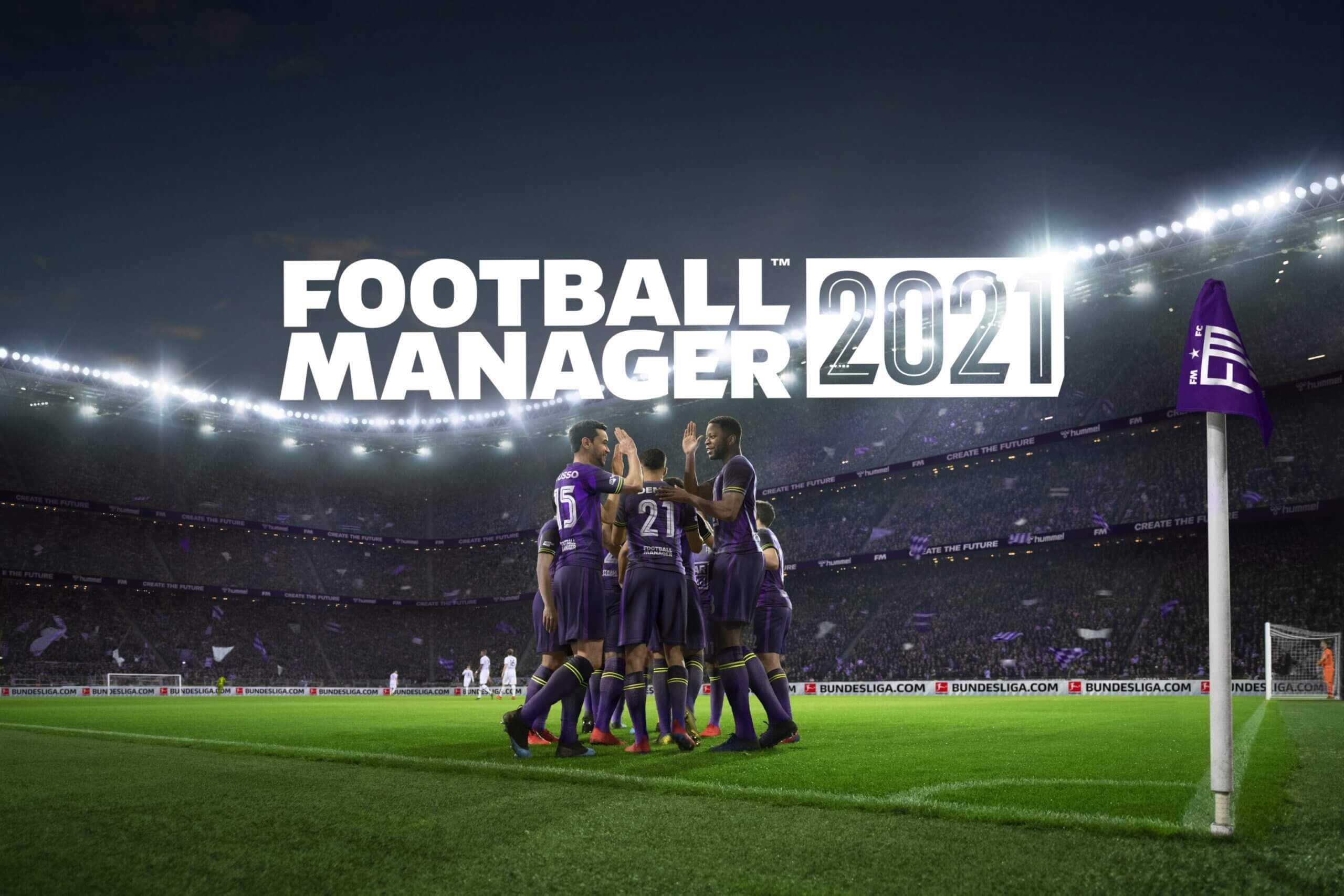 Football Manager 2021 Pobierz