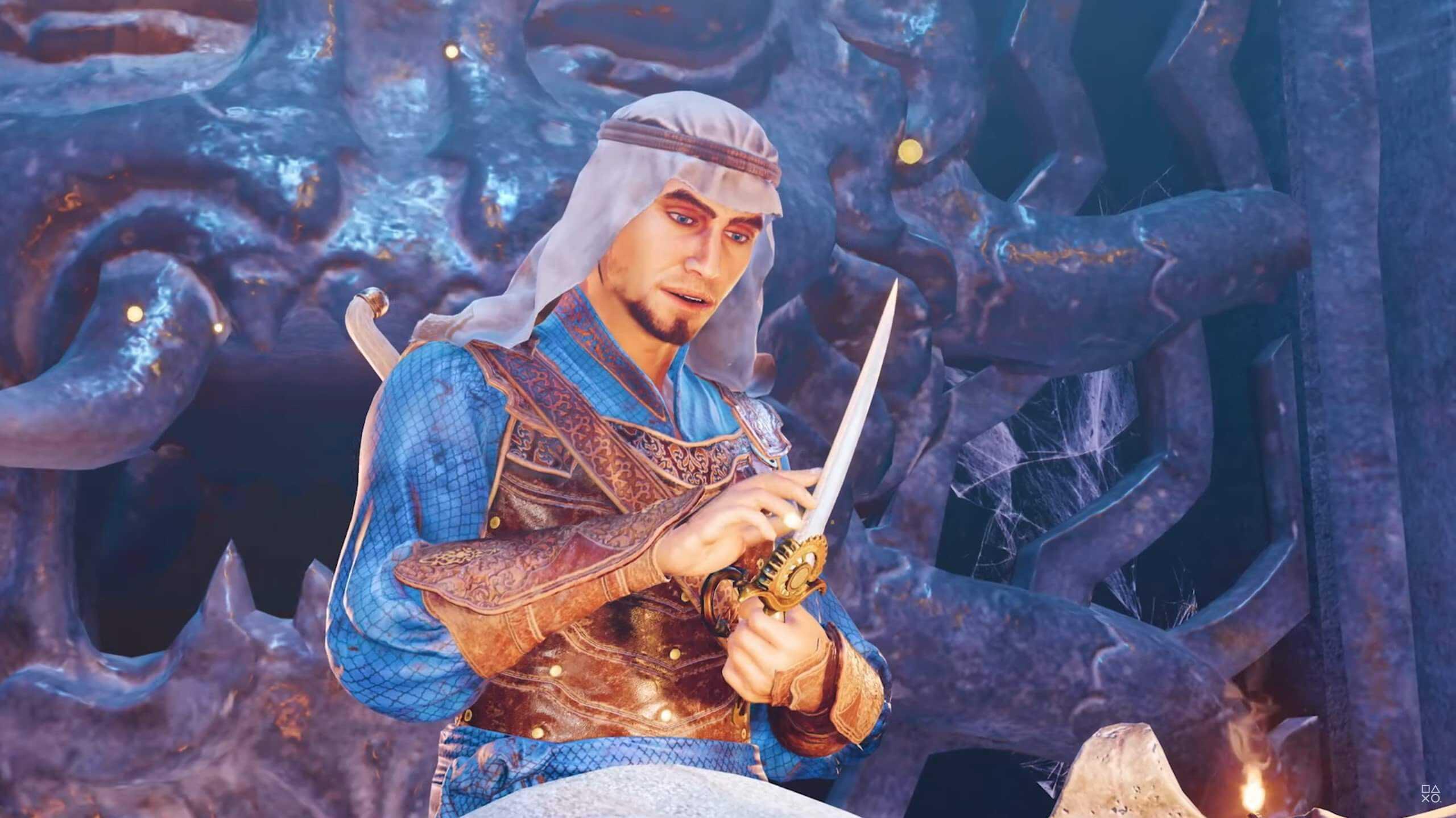 Prince of Persia Piaski Czasu Remake Download
