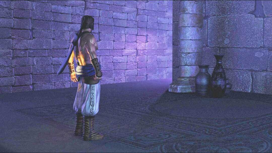 Prince of Persia Piaski Czasu Remake Pobierz