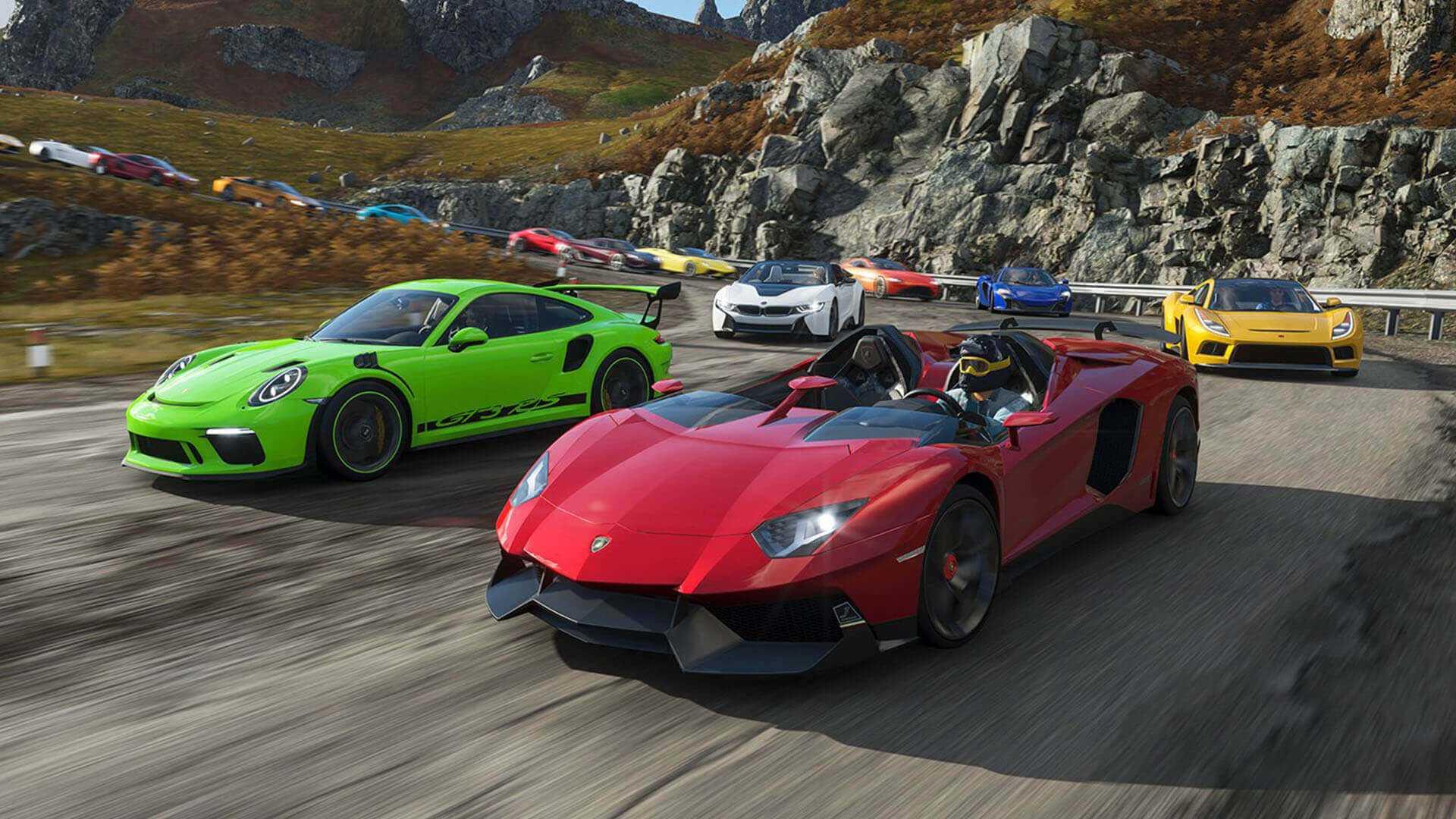 Forza Horizon 4 Download PC