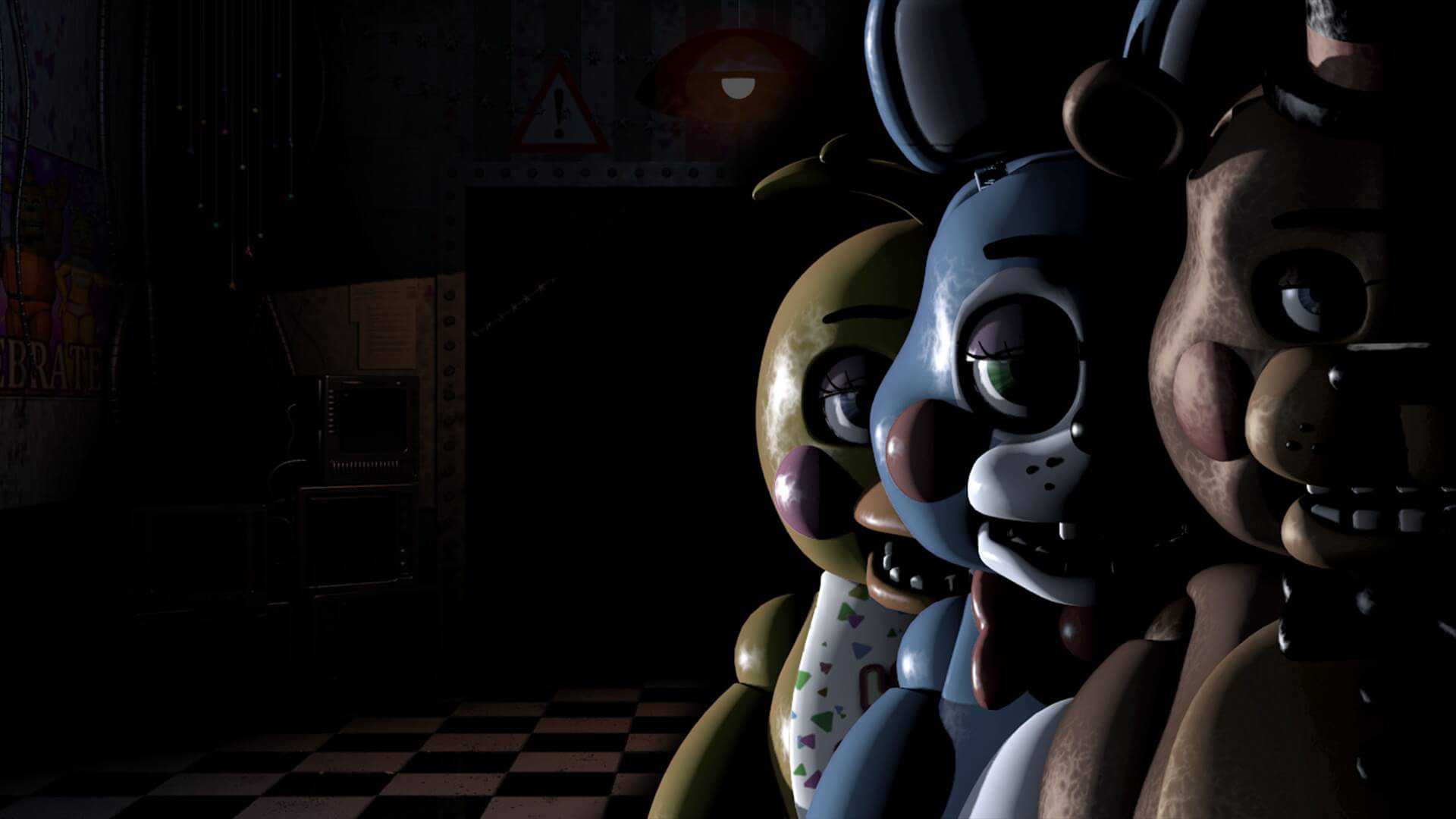 FIVE NIGHTS AT FREDDY'S 2 Download PC