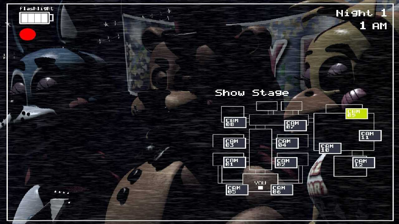 FIVE NIGHTS AT FREDDY'S 2 Torrent