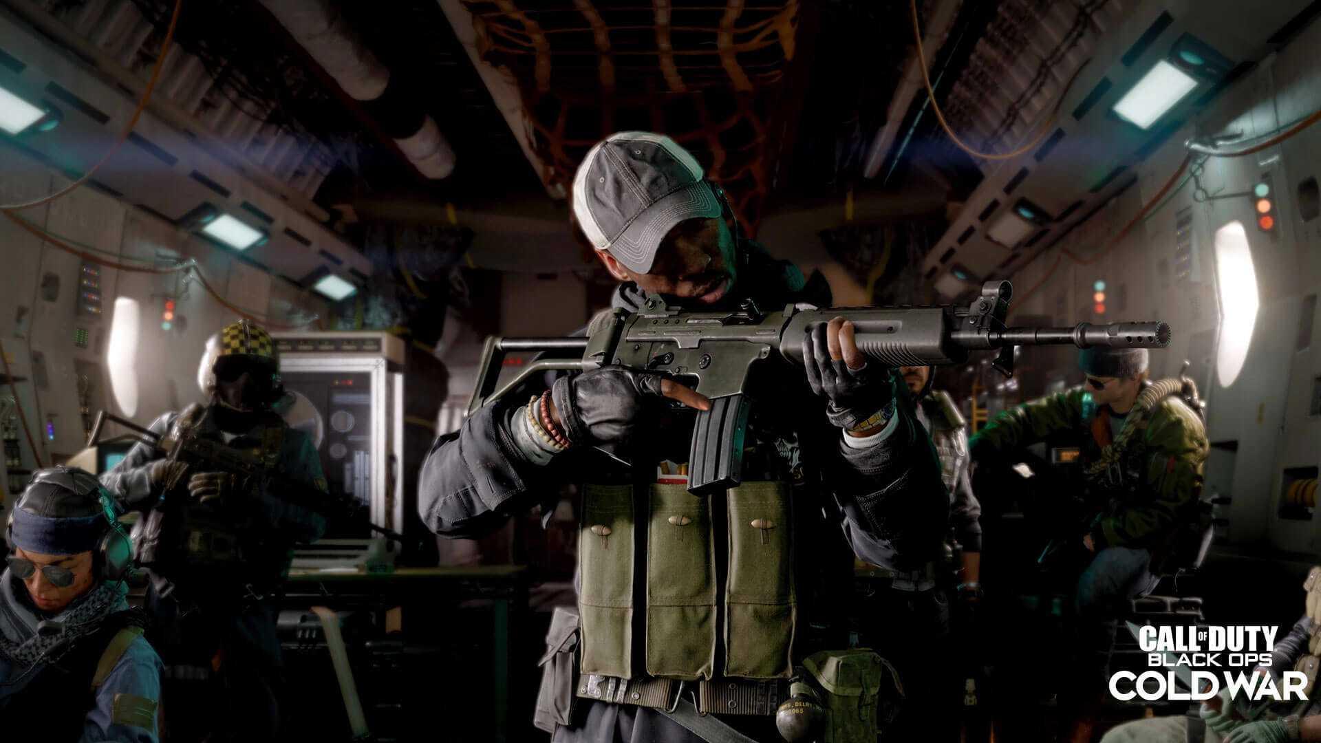 Call of Duty Black Ops Cold War Pełna Wersja