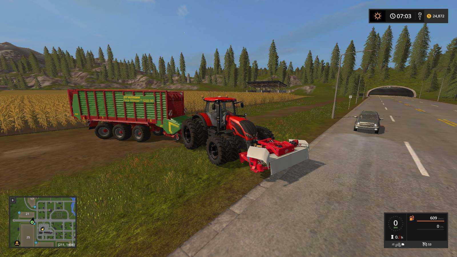Farming Simulator 17 Download PC