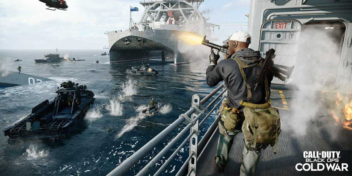 Call of Duty Black Ops Cold War Torrent