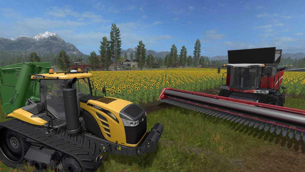 Farming Simulator 17 Do pobrania